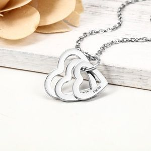 Jewelry - Personalized Heart Necklace